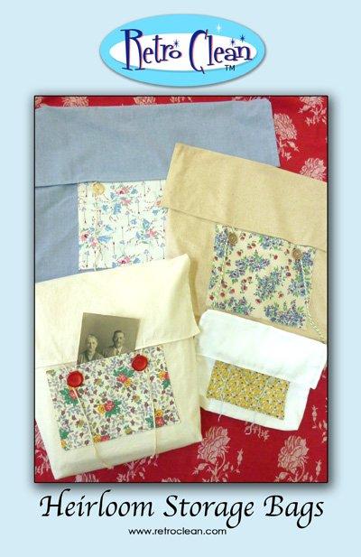 Heirloom Storage Bags Pattern