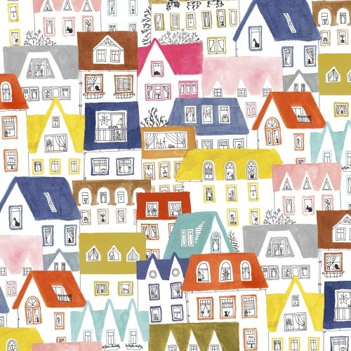 Paint the Town Houses