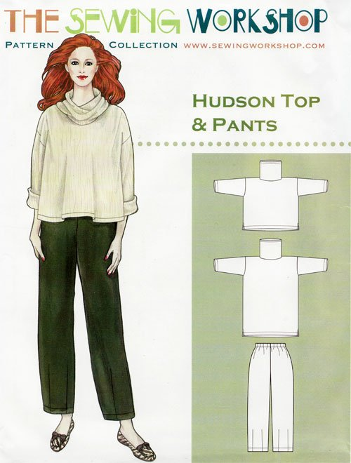 Hudson Top and Pants Pattern