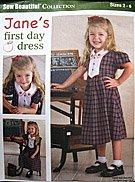 Jane's First Day Dress