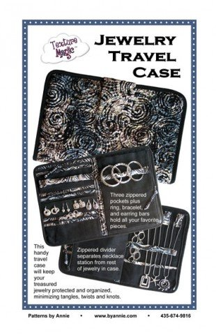 Jewelry Travel Case Pattern