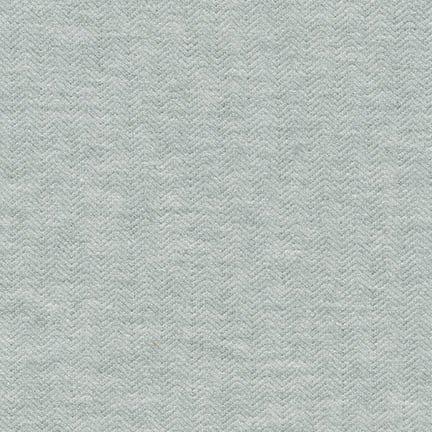 Knit Herringbone Heather in Grey 1157