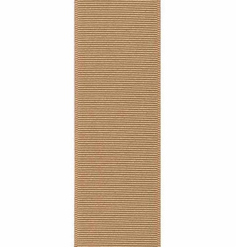 Khaki Grosgrain Ribbon
