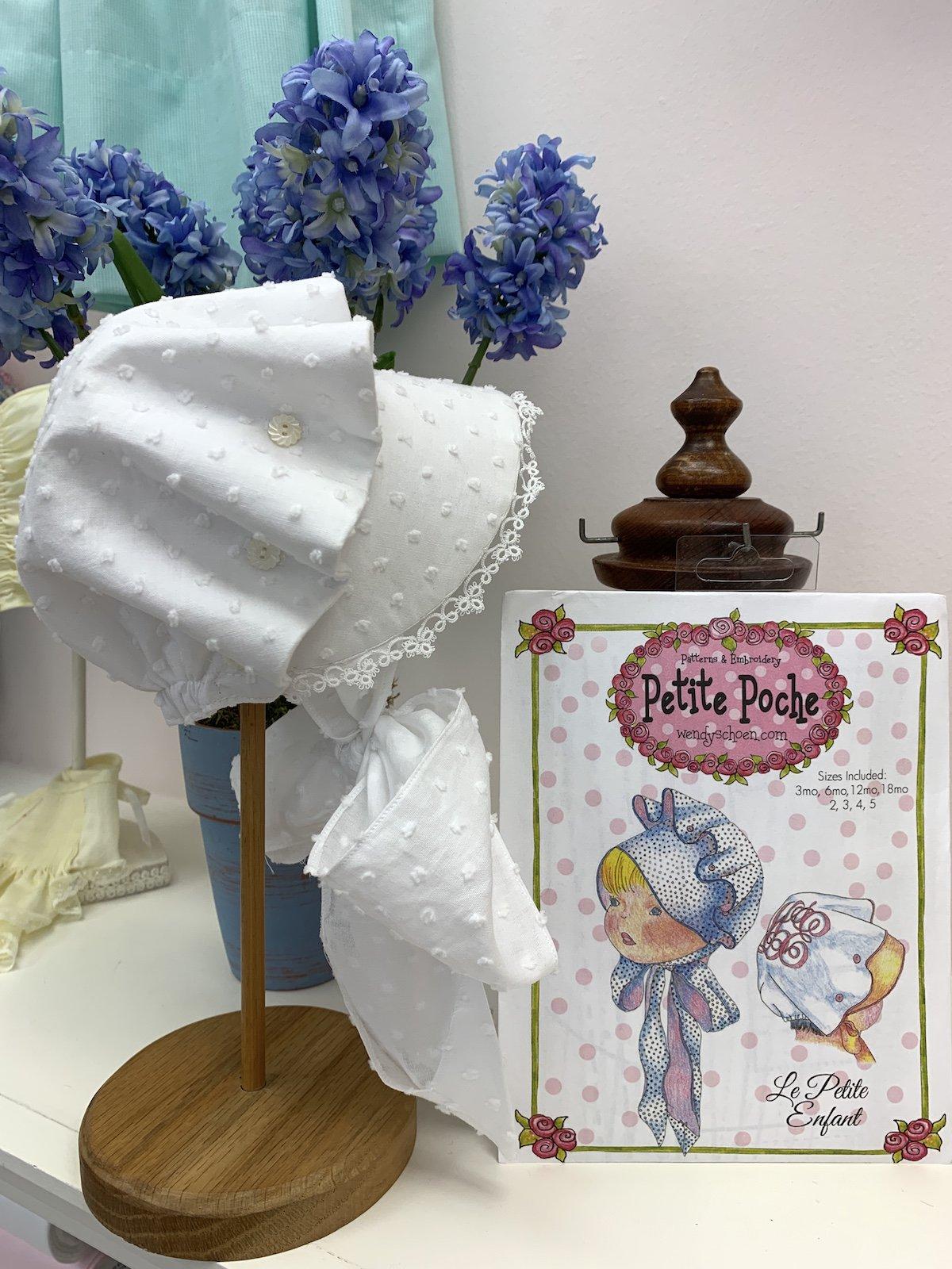 Le Petite Enfant Bonnet Kit