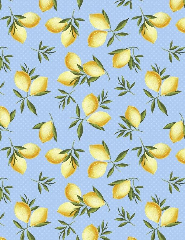 The Berry Best Lemons Toss Light Blue 1828-82606-405