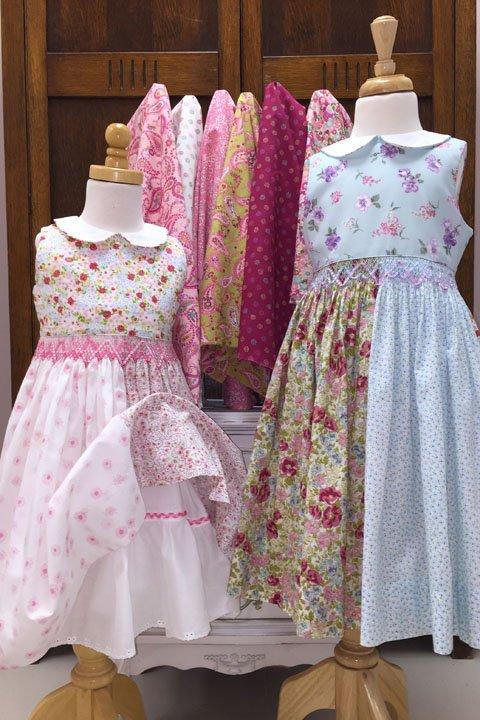Liberty Potpourri Dress Kit