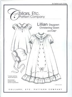 Lillian Daygown/Christening Gown