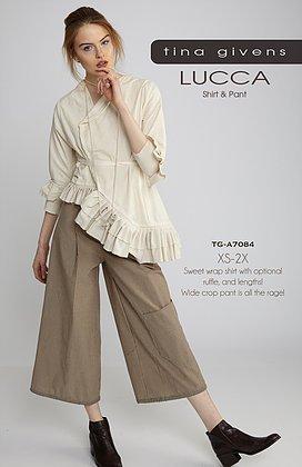 Lucca Shirt & Pant