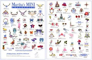 Martha's Mini Collection