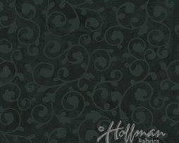 Hoffman Batik Noir Q2113 669