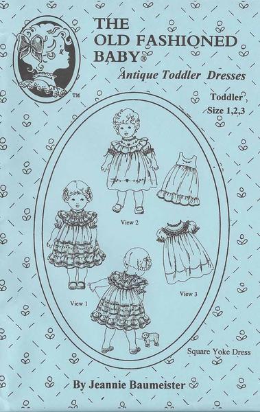 Antique Toddler Dress
