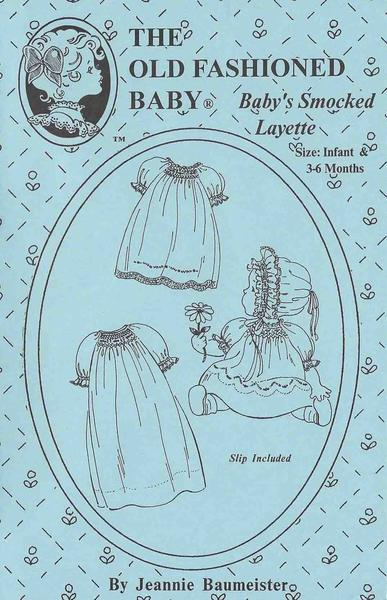 Baby's Smocked Layette