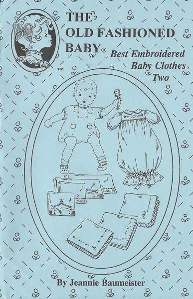 Best Embroidered Baby Clothes II