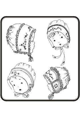 Baby Bonnets II