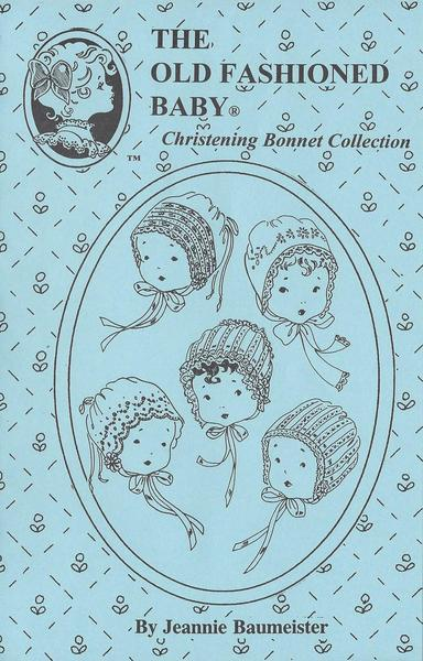 Christening Bonnet Collection