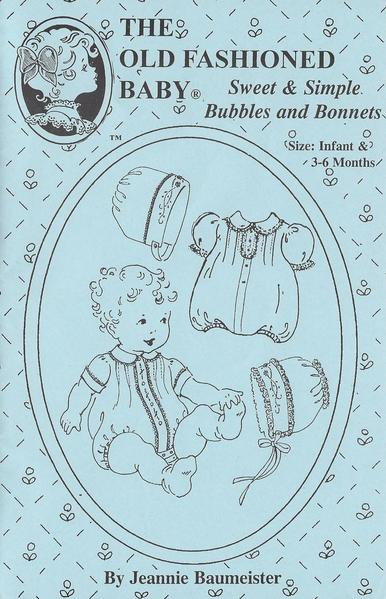 Sweet and Simple Bubbles & Bonnets