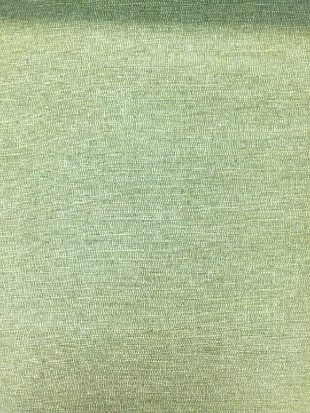Olive Silk Linen Blend