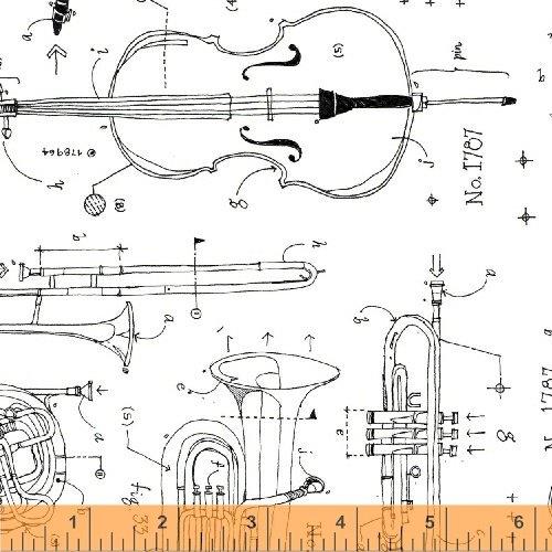 Opus White Instruments (Large)
