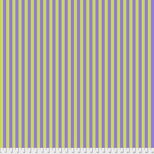 Tula Pink Tent Stripe in Orchid