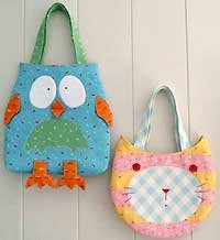 The Owl & the Pussycat Bag Pattern