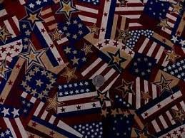Patriotic Flags 7994B