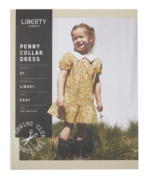 Penny Collar Dress