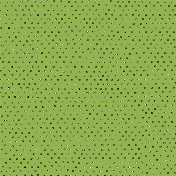 Pixie Square Dot Lime 24299 GH