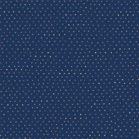Pixie Square Dot Navy 24299 N