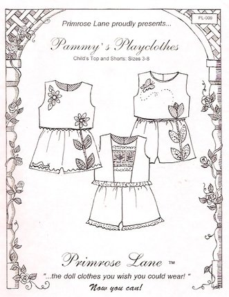 Pammy's Playclothes