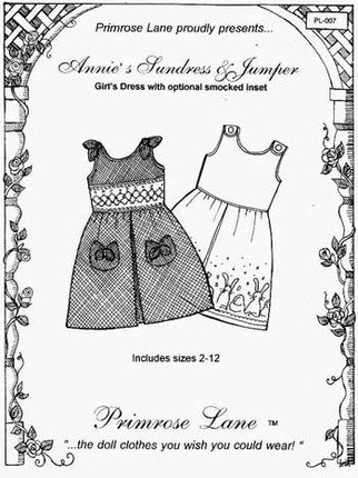 Annie's Sundress & Jumper