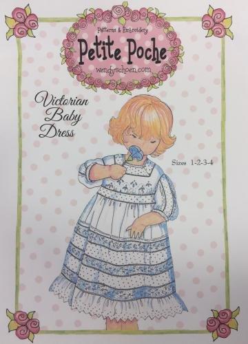 Victorian Baby Dress