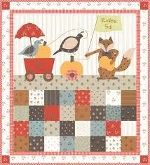 Pumpkin Parade Quilt Kit