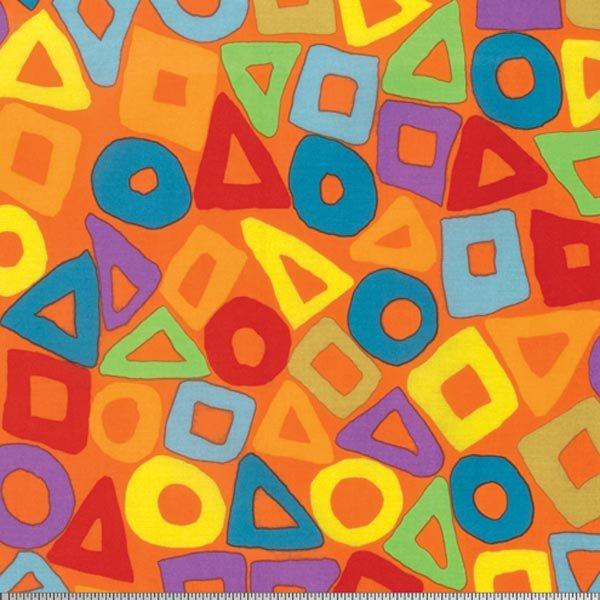 Puzzle- Orange
