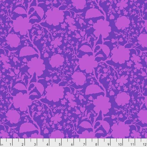 Tula Pink True Colors Wildflower Dahlia
