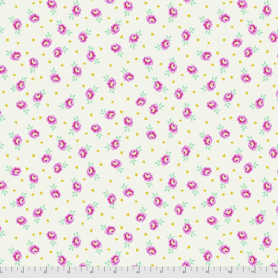 Tula Pink Curiouser Baby Buds Sugar 167