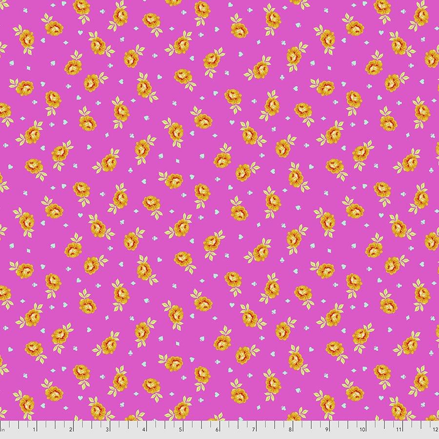 Tula Pink Curiouser Baby Buds Wonder 167