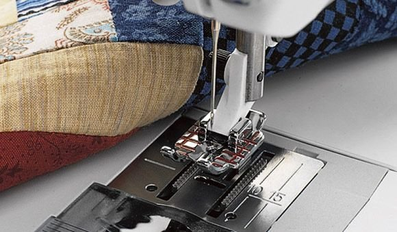 Quilter's 1/4 inch Piecing Foot Not for Designer Series