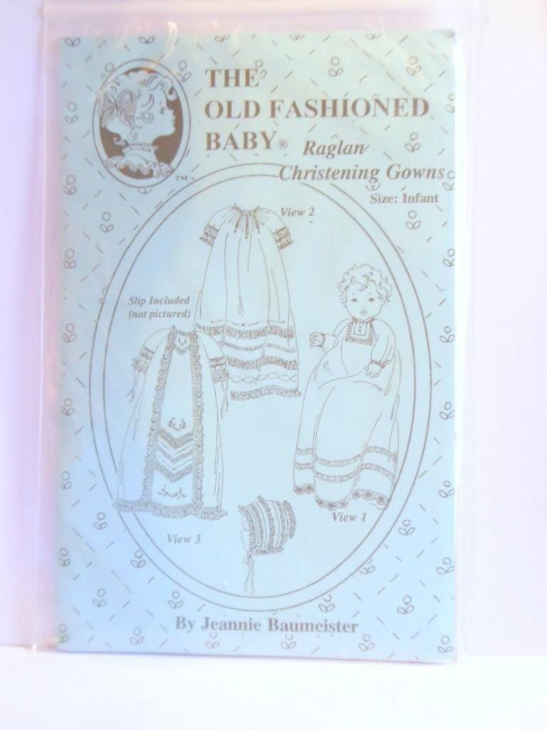 Raglan Christening Gowns