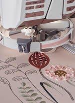 Ribbon Embroidery Attachment