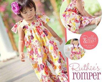 Ruthie's Romper
