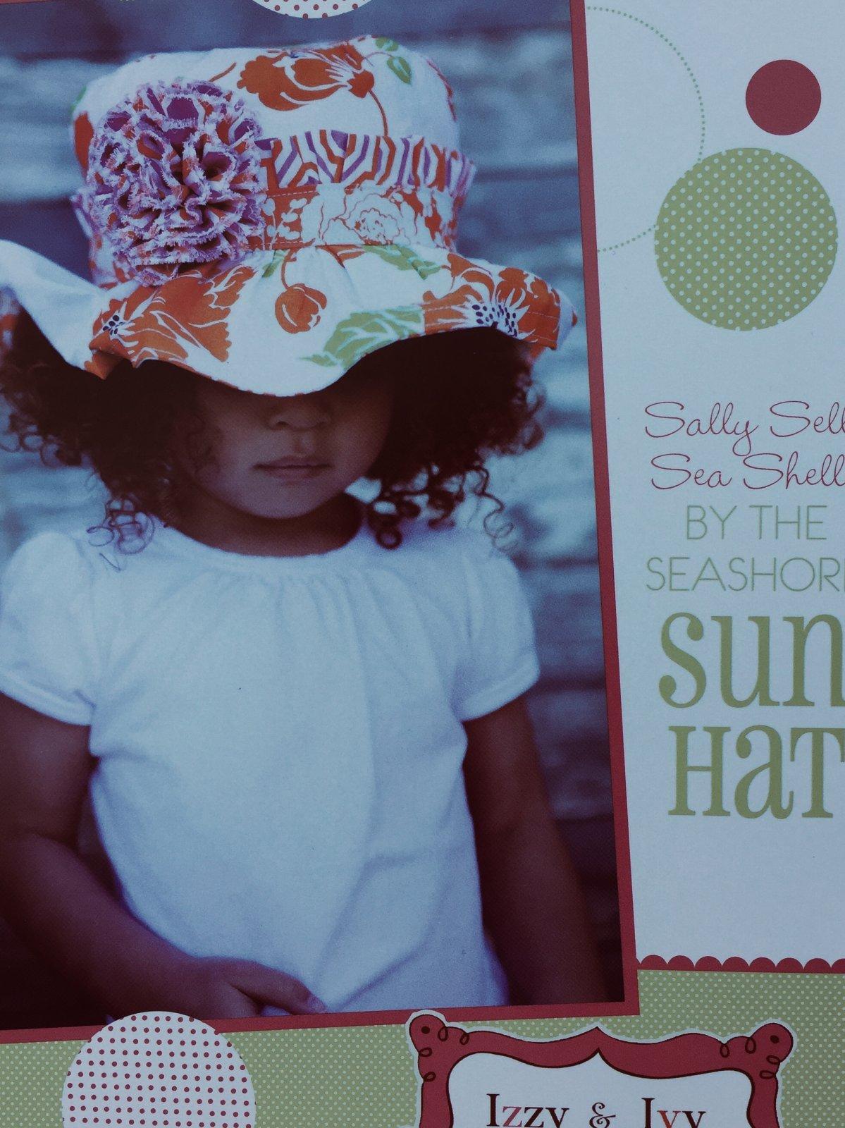 Sally Sun Hat