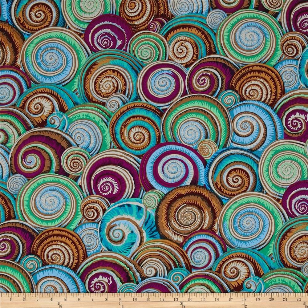 Spiral Shells antique PWPJ073