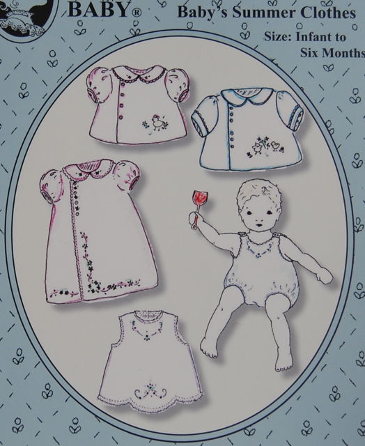 Baby's Summer Clothes OFB