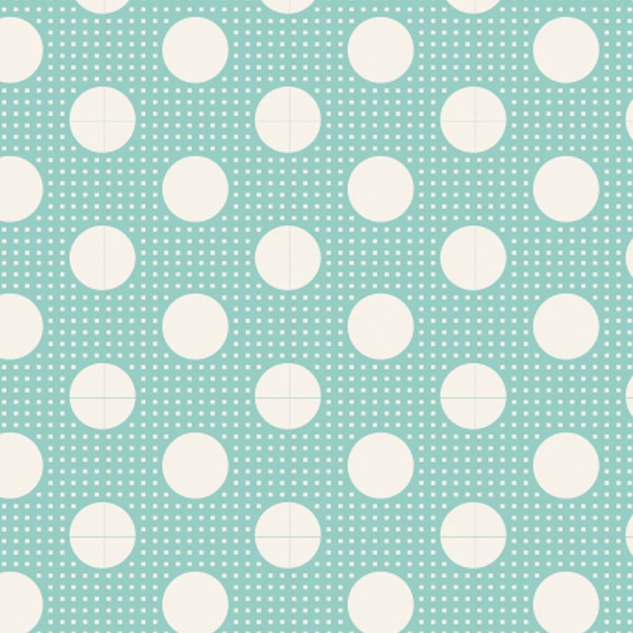 Tilda Medium Dots Teal 130001