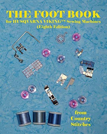 The Foot Book Husqvarna Viking 8th Ed - Softcover