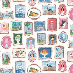 Promenade  Tiny Paintings  90057 10