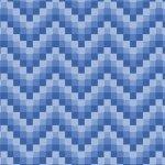 Prettiful Posies Hattie Blue R47 0510 1148