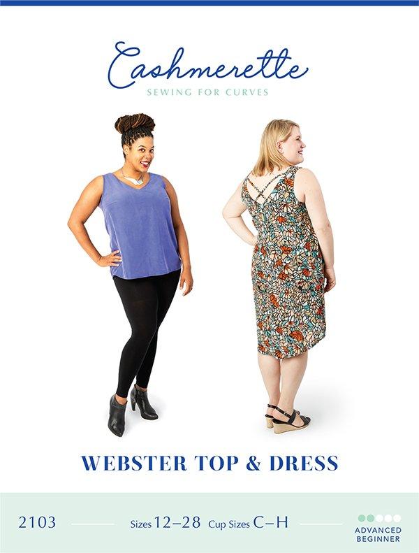 Webster Top Pattern