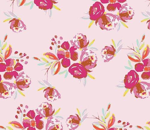 Wild Bloom Cottage Charm Pink WBL 12034