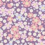 Tilda Plum Garden Flower Windflower Lavender
